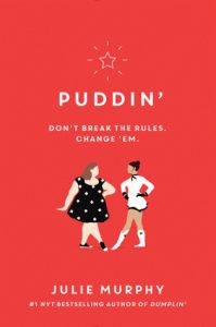 Puddin' by julie murphy cover