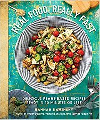 real food really fast cover