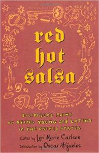 Red Hot Salsa Book Cover