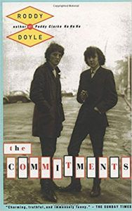 roddy doyle the commitments cover books about music