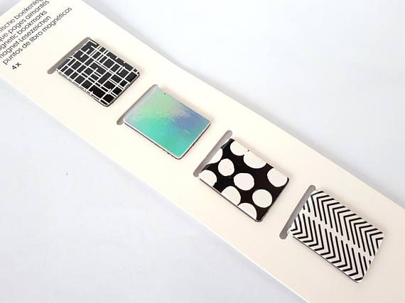 Holographic magnetic bookmarks
