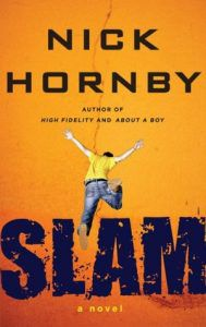 slam by nick hornby book cover