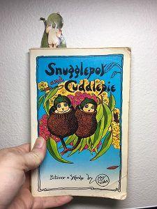 My personal treasured copy / photo by A Cahill   may gibbs vivid sydney