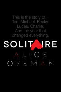 Solitaire by Alice Oseman book cover