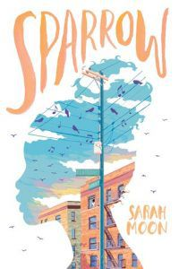 sparrow by sarah moon book cover