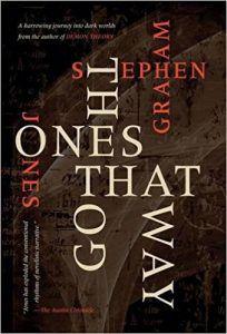 steven graham jones the ones that got away cover psychological horror books