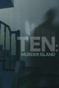 ten murder island movie poster