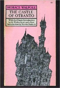 The Castle of Otranto by Horace Walpole in What is Gothic Ficiton? | BookRiot.com
