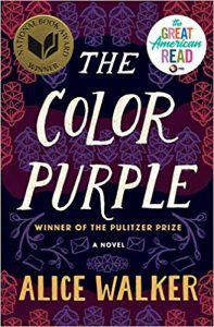 the color purple alice walker cover