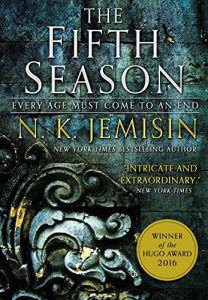 the fifth season by nk jemisin
