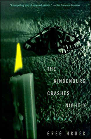 the hindenburg crashes nightly cover