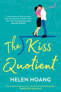 The Kiss Quotient by Helen Hoang cover