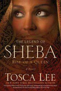 the legend of sheba book cover