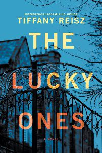 The Lucky Ones by Tiffany Reisz cover