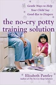 the no-cry potty training solution book cover