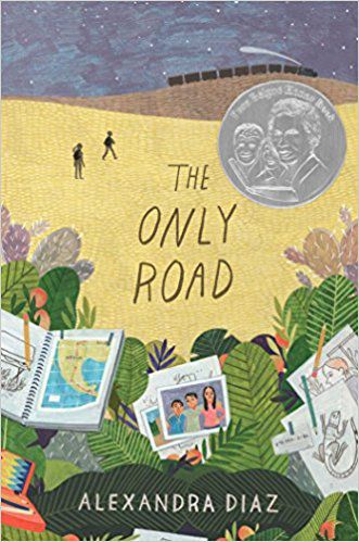 the only road by alexandra diaz | middle grade books about the immigrant experience