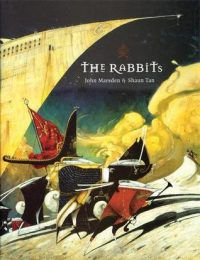 The Rabbits by John Marsden illustrated by Shaun Tan