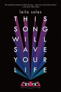 This song will save your life by leila sales book cover