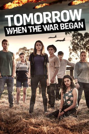 tomorrow when the war began movie poster