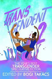Book cover: Transcendent 2