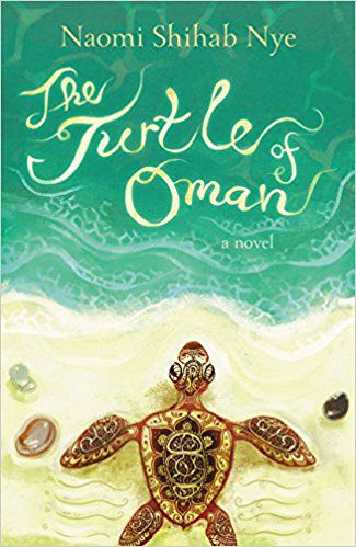turtle of oman by naomi shihab nye | middle grade books about the immigrant experience