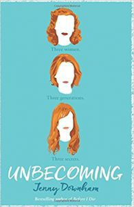 Unbecoming American cover