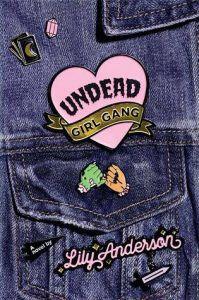 Undead Girl Gang from 5 Fat-Positive YA Novels | bookriot.com