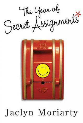 the year of secret assignments cover image