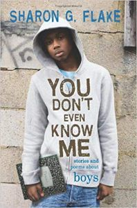 You Don't Even Know Me Book Cover