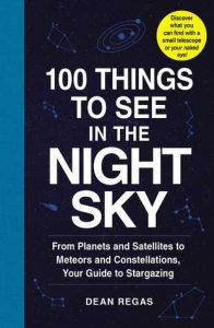 100 things to see in the night sky cover