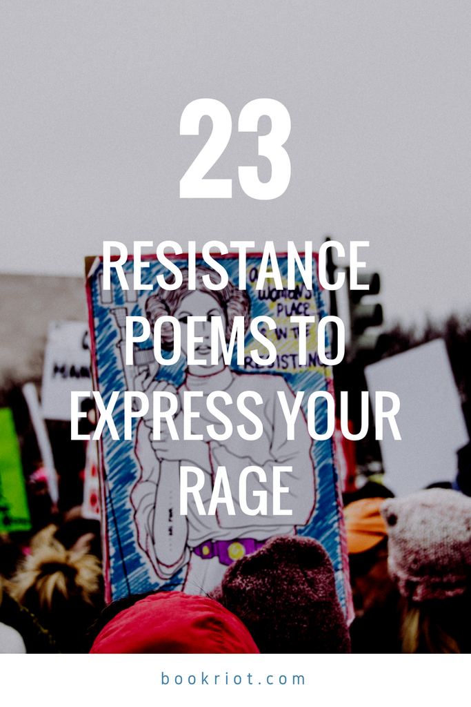 Resistance Poems