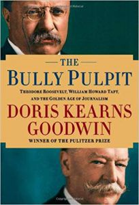 The Bully Pulpit Book Cover