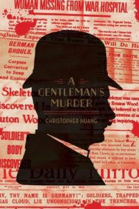 A Gentleman's Murder by Christopher Huang cover