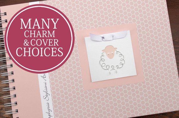Charmbooks Baby Memory Book