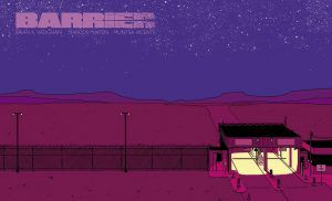 Cover of Barrier Issue 1 by Brian K. Vaughan, Marcos Martin, and Muntsa Vicente