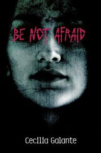 Be Not Afraid by Cecilia Galante book cover