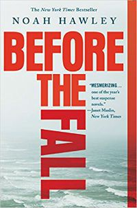Before the Fall Noah Hawley Cover