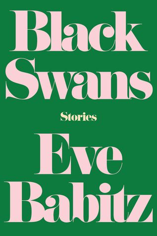 Black Swans by Eve Babitz cover