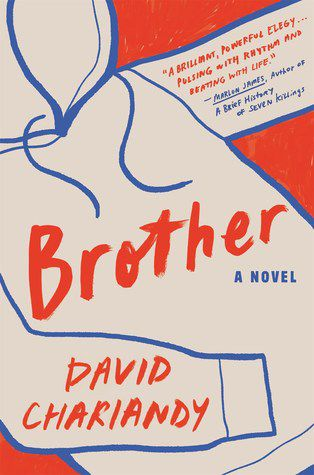 Brother by David Chariandy cover