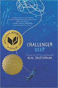 Challenger Deep book cover