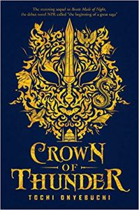Crown of Thunder book cover