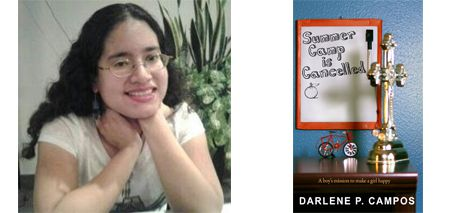 Featured image of Darlene Campos and her Book Summer Camp is Cancelled