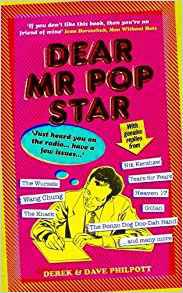 Dear Mr Pop Star by Derek and Dave Philpott