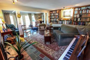 Delaware Airbnb Reading Retreat