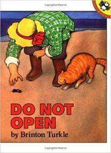 Do Not Open by Brinton Turkle