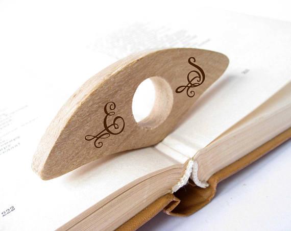 book holder page turner