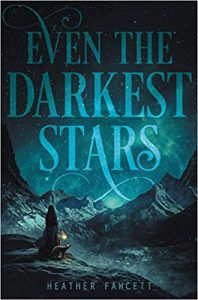 Even the Darkest Stars Book cover