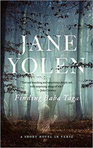 finding baba yaga book cover