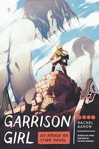 Cover of GARRISON GIRL by Rachel Aaron