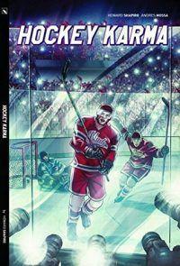 Hockey Karma book cover